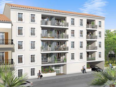 Апартаменты в Сен-Тропе, Франция, 39 м2 - фото 1