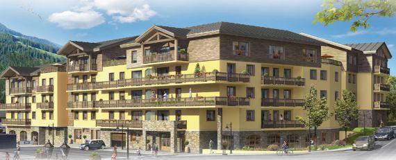 Апартаменты в Шамони, Франция, 72 м2 - фото 1