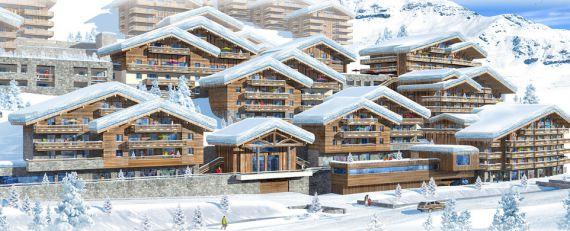 Апартаменты в Шамони, Франция - фото 1