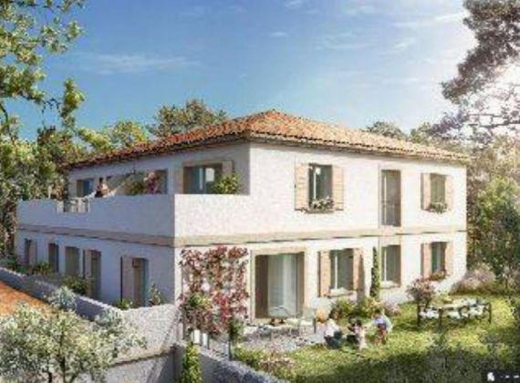 Апартаменты во Фрежюсе, Франция, 83 м2 - фото 1