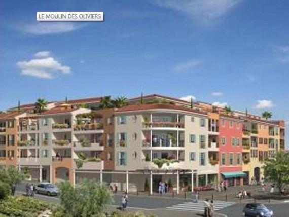 Апартаменты во Фрежюсе, Франция, 58 м2 - фото 1