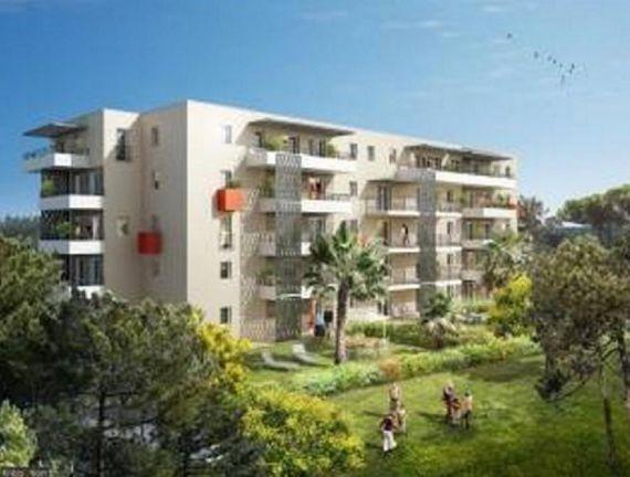 Апартаменты в Сен-Максиме, Франция, 35 м2 - фото 1