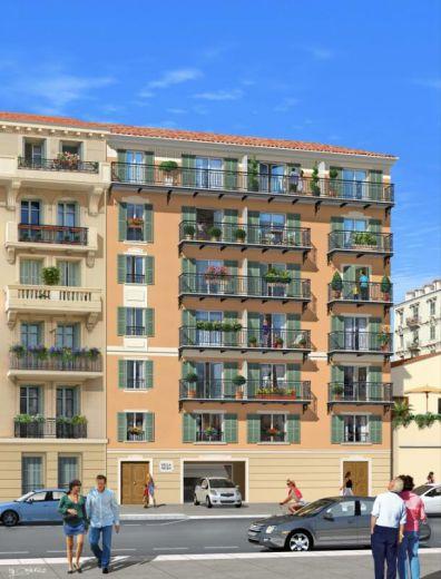 Апартаменты в Ницце, Франция, 40 м2 - фото 1