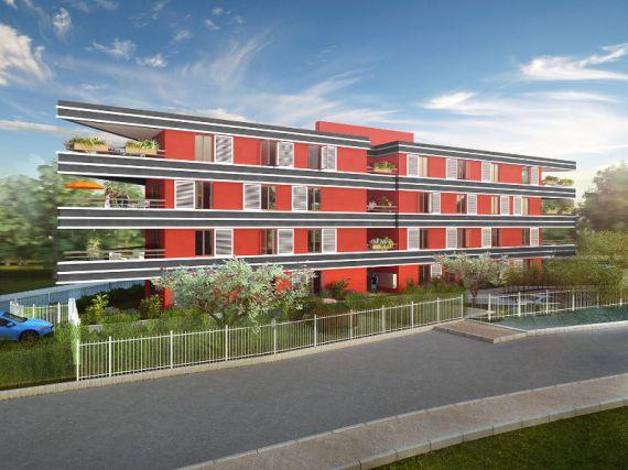 Апартаменты на Кап-Мартен, Франция, 41 м2 - фото 1