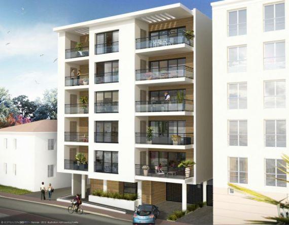 Апартаменты в Сен-Рафаэле, Франция, 58 м2 - фото 1