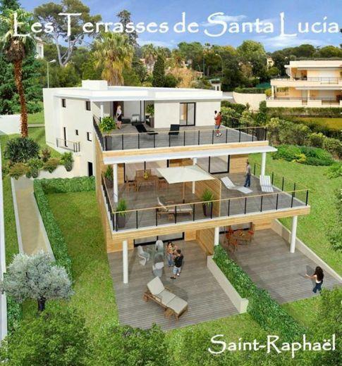 Апартаменты в Сен-Рафаэле, Франция, 50 м2 - фото 1