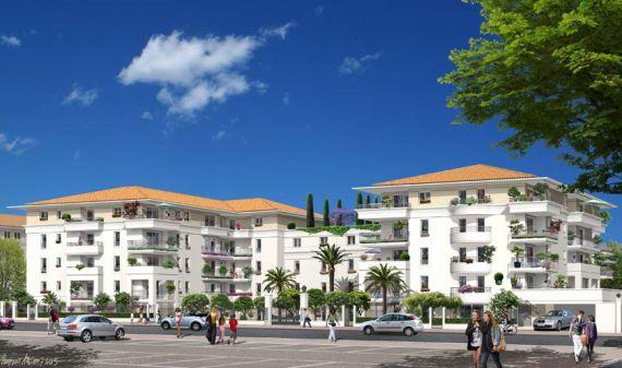 Апартаменты в Ницце, Франция, 38 м2 - фото 1