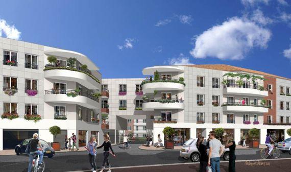 Апартаменты в Ницце, Франция, 55 м2 - фото 1