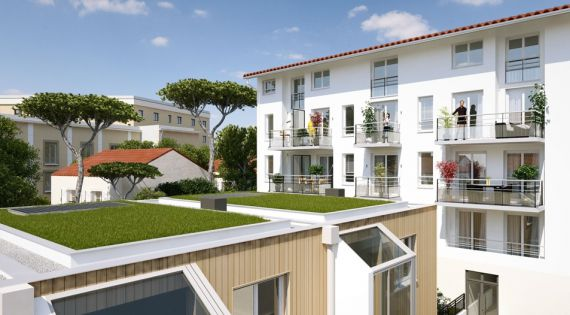 Апартаменты в Ницце, Франция, 21 м2 - фото 1