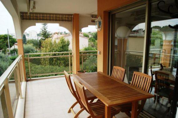 Квартира в Антибе, Франция, 105 м2 - фото 1