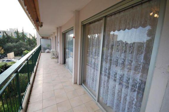 Квартира в Антибе, Франция, 100 м2 - фото 1
