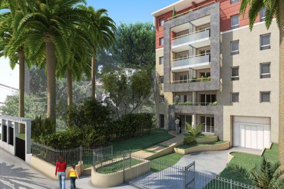 Апартаменты в Ницце, Франция, 41 м2 - фото 1