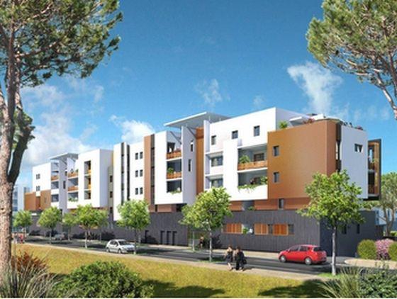 Апартаменты в Монпелье, Франция, 58 м2 - фото 1
