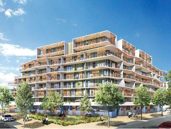 Апартаменты в Монпелье, Франция, 34 м2 - фото 1