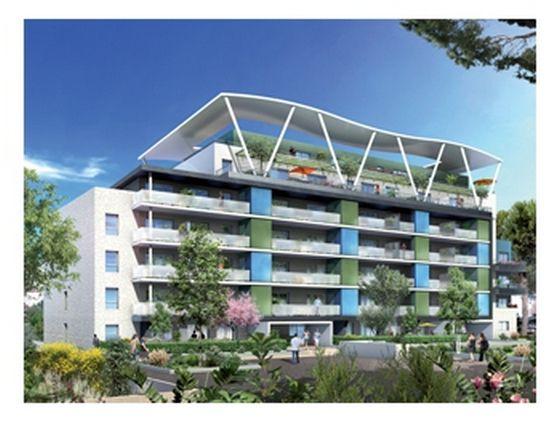 Апартаменты в Монпелье, Франция, 38 м2 - фото 1