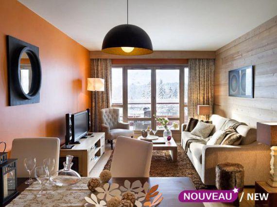 Апартаменты в Шамони, Франция, 38 м2 - фото 1