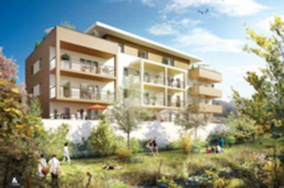 Апартаменты у Женевского Озера, Франция, 62 м2 - фото 1