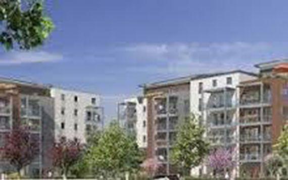 Апартаменты у Женевского Озера, Франция, 42 м2 - фото 1