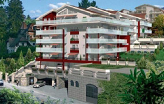 Апартаменты у Женевского Озера, Франция, 139 м2 - фото 1