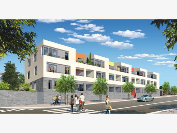 Апартаменты в Монпелье, Франция, 42 м2 - фото 1