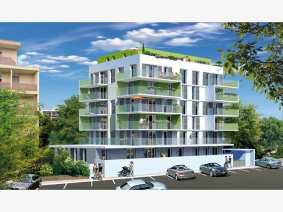 Апартаменты в Монпелье, Франция, 35 м2 - фото 1