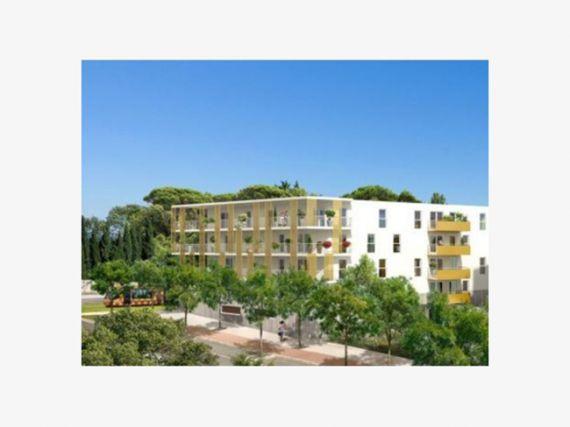 Апартаменты в Монпелье, Франция, 41 м2 - фото 1
