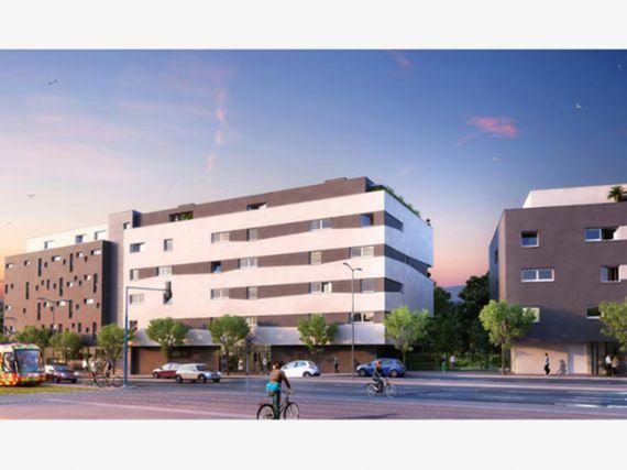 Апартаменты в Монпелье, Франция, 40 м2 - фото 1