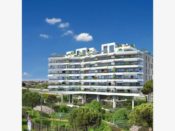 Апартаменты в Монпелье, Франция, 37 м2 - фото 1