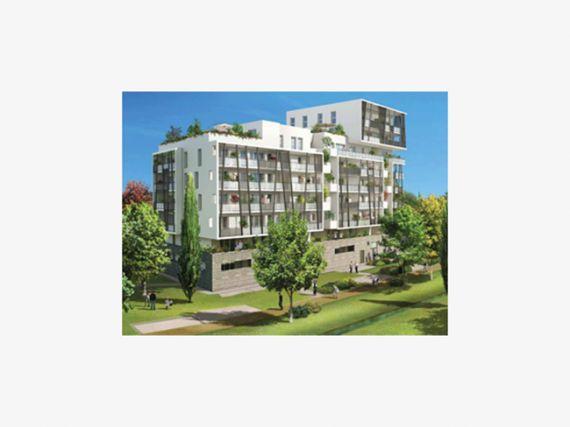 Апартаменты в Монпелье, Франция, 45 м2 - фото 1