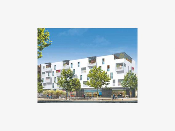 Апартаменты в Монпелье, Франция, 91 м2 - фото 1