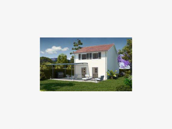 Дом в Монпелье, Франция, 80 м2 - фото 1