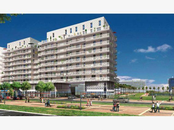 Апартаменты в Монпелье, Франция, 83 м2 - фото 1