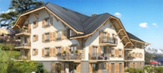 Апартаменты в Шамони, Франция, 35 м2 - фото 1