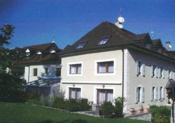Вилла у Женевского Озера, Франция, 2820 м2 - фото 1