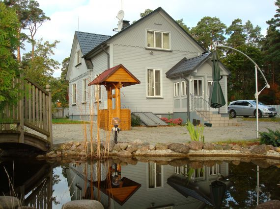 Дом в Юрмале, Латвия, 2950 м2 - фото 1