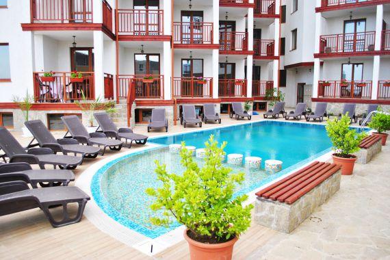 Квартира в Лозенеце, Болгария, 38 м2 - фото 4