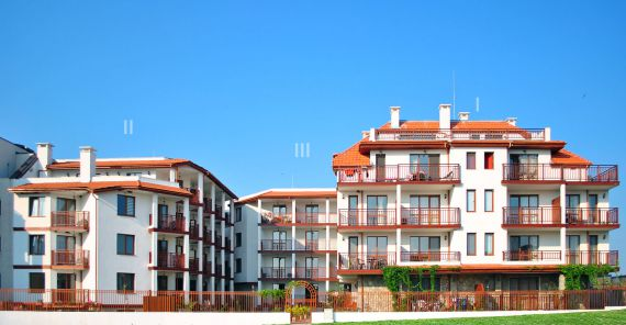 Квартира в Лозенеце, Болгария, 38 м2 - фото 5