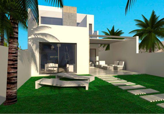 Дом в Сьюдад-Кесада, Испания, 180 м2 - фото 1