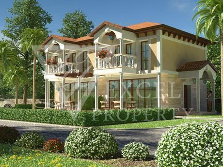 Дом на Солнечном берегу, Болгария, 166 м2 - фото 1