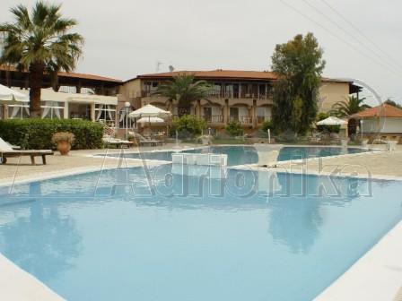 Отель, гостиница в Ситонии, Греция, 3000 м2 - фото 1