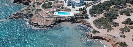 Отель, гостиница на Паросе, Греция - фото 1