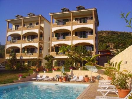 Отель, гостиница на Закинфе, Греция - фото 1