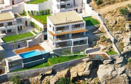 Отель, гостиница Крит, Греция, 346 м2 - фото 1