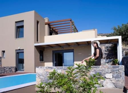 Апартаменты в Элунде, Греция, 120 м2 - фото 1