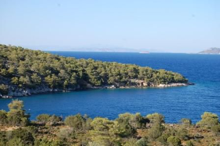 Земля в Эпидавре, Греция - фото 1