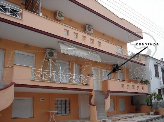 Квартира в Кавале, Греция, 68 м2 - фото 1