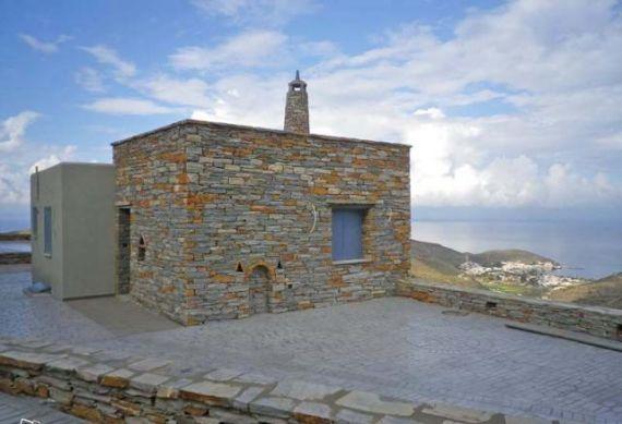 Дом на Кее, Греция, 87 м2 - фото 1