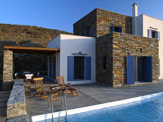 Дом на Кее, Греция, 116 м2 - фото 1
