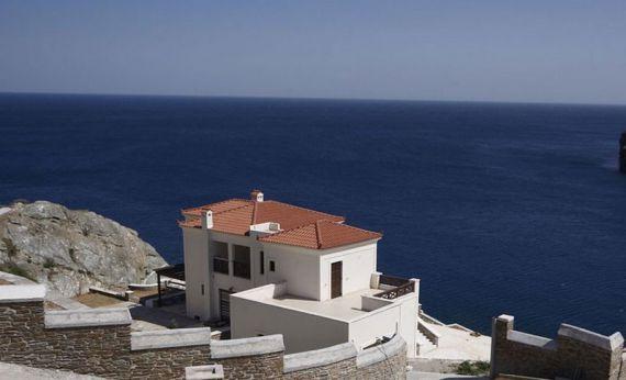 Дом на Андросе, Греция - фото 1