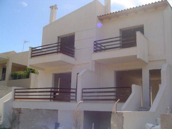 Апартаменты в Неос Вутзас, Греция, 123 м2 - фото 1